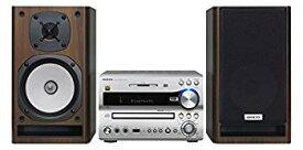 【中古】ONKYO Bluetooth/ CD/SD/USB/ハイレゾ対応 ミニコンポ シルバー X-NFR7TX(D)
