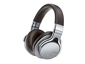 【中古】SONY 密閉型ワイヤレスヘッドホン ハイレゾ音源対応 Bluetooth対応 シルバー MDR-1ABT/S