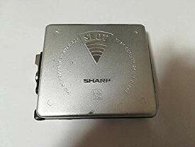 【中古】SHARP ポータブルMDプレーヤー MD-SS321