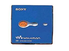 【中古】SONY ソニー MZ-E700-L ブルー ポータブルMDプレーヤー MDLP対応 (MD再生専用機/MDウォークマン)