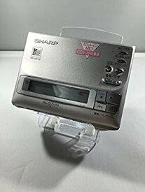 【中古】SHARP シャープ MD WALKMAN MDウォークマン ポータブルMD MD-MS100