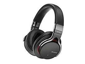 【中古】SONY 密閉型ワイヤレスヘッドホン ハイレゾ音源対応 Bluetooth対応 ブラック MDR-1ABT/B