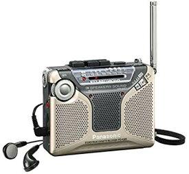 【中古】パナソニック ラジオカセットレコーダー RQ-A320-S