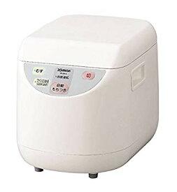 【中古】ZOJIRUSHI マイコンもちつき機 力もち 1升 BS-EB10-WB ホワイト