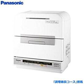 【中古】パナソニック 食器洗い乾燥機 NP-TM6-W ホワイト