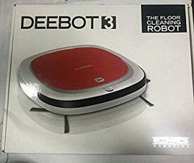 【中古】ECOVACS 超薄型 床用お掃除ロボット 自動充電式 タイマー付 DEEBOT D35 【日本正規品】