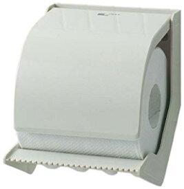【中古】LIXIL(リクシル) INAX ワンハンドカット式紙巻器 オフホワイト CF-31