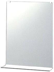 【中古】LIXIL(リクシル) INAX 化粧棚付化粧鏡 角形 KF-3545AB