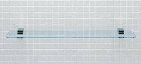 【中古】LIXIL(リクシル) INAX 化粧棚 ガラス棚(500mm) TFシリーズ FKF-1050GF/C