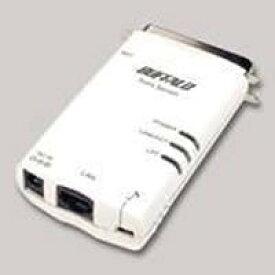 【中古】BUFFALO LPV2-T1 10M マルチプロトコルプリントサーバ