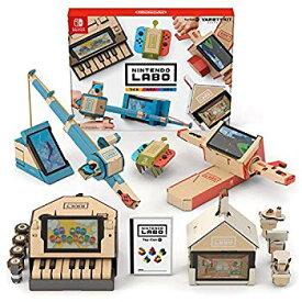 【中古】Nintendo Labo (ニンテンドー ラボ) Toy-Con 01: Variety Kit - Switch