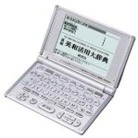【中古】CASIO Ex-word XD-H9100 電子辞書 英語専門モデル (リーダーズ英和 リーダーズ・プラス ジーニアス英和 新編英和活用大辞典含 辞書数14)