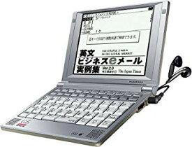 【中古】セイコーインスツル PASORAMA? 電子辞書 SR-G6100 ビジネス用例の雛形をPCでも利用可能/英和大辞典と旅行会話収録 SR-G6100