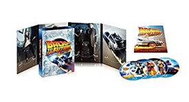 【中古】バック・トゥ・ザ・フューチャー トリロジー 30thアニバーサリー・デラックス・エディション ブルーレイBOX [Blu-ray]
