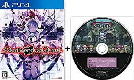 【中古】PS4 Death end re;Quest 【予約特典】 RPGツクール制作によるスペシャルPCゲーム 『END QUEST』(CD-ROM) 付