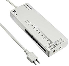【中古】パナソニックESネットワークス タップ型 8ポートL2スイッチングハブ(Giga対応) Switch-S8G PN24080K