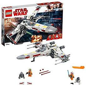 【中古】(未使用・未開封品) レゴ(LEGO)スター・ウォーズ Xウィング・スターファイター 75218