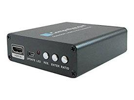 【中古】包括的なHDMI to VGA Converter withステレオオーディオ???4?K @ 30