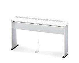【中古】CASIO(カシオ) 純正 スタンド CS-68PWE ホワイト [電子ピアノ対応]※ピアノ本体は付属しません。スタンドのみです。