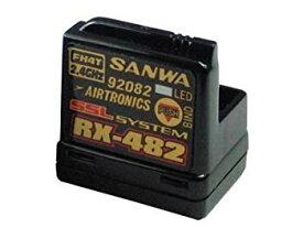 【中古】三和電子機器 RX-482 Telemertty Built-in Antenna (受信機 (RX) 陸上用) 107A41254A