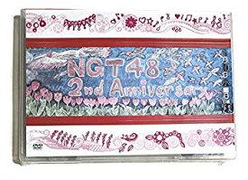 【中古】NGT48 2nd Anniversary(16Pブックレット+生写真1枚ランダム封入)(特典DISC付)[DVD 3枚組]