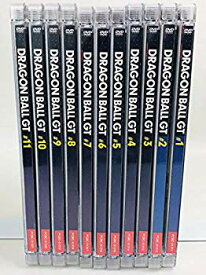 【中古】DRAGON BALL GT ドラゴンボールGT 全11巻セット [マーケットプレイス DVDセット]
