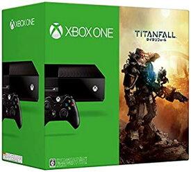 【中古】(未使用・未開封品) Xbox One 発売記念版 (タイタンフォール同梱) (5C7-00034)【メーカー生産終了】