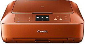 【中古】Canon インクジェットプリンター複合機 PIXUS MG7530 OR オレンジ