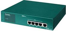 【中古】(未使用・未開封品) パナソニックESネットワークス PoE対応 5ポートL2スイッチングハブ(Giga対応) Switch-S5GPWR PN24059