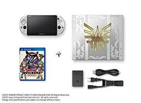 【中古】PlayStation Vita ドラゴンクエスト メタルスライム エディション 【初回購入特典】和風セット (桜の木・ゴザ床ブロック)