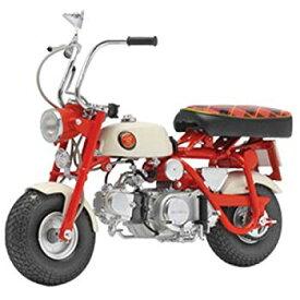 【中古】エブロ 1/10 ホンダ モンキー Z50M 1967 レッド/ホワイト 完成品