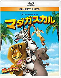 【中古】マダガスカル ブルーレイ&DVD(2枚組) [Blu-ray]