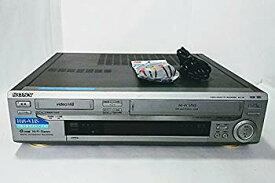 【中古】SONY(ソニー) Hi8+VHS ビデオデッキ WV-H6