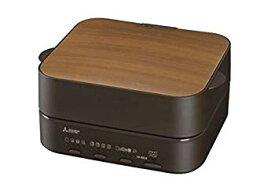 【中古】三菱電機 ブレッドオーブン TO-ST1-T レトロブラウン 究極の1枚を焼けるトースター