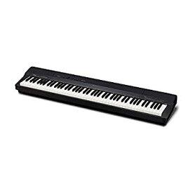 【中古】CASIO(カシオ) 88鍵盤 電子ピアノ Privia PX-160BK ソリッドブラック