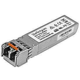 【中古】(未使用・未開封品) StarTech.com SFP+モジュール Cisco製SFP-10G-LRM互換 10GBASE-LRM準拠光トランシーバ ライフタイム保証 SFP10GLRMST