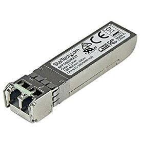【中古】(未使用・未開封品) StarTech.com SFP+モジュール Cisco製SFP-10G-SR-X互換 10GBASE-SR準拠光トランシーバ ライフタイム保証 SFP10GSRXST