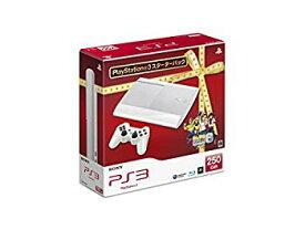 【中古】PlayStation 3 250GB スターターパック クラシック・ホワイト みんなのゴルフ6同梱 (CEJH-10023)