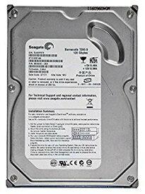 【中古】Seagate Barracuda7200.9 3.5インチ内蔵型HDD 120GB/U-ATA100 ST3120814A