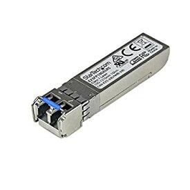 【中古】(未使用・未開封品) StarTech.com SFP+モジュール Juniper製EX-SFP-10GE-LR互換 10GBASE-LR準拠光トランシーバ EXSFP10GELRS