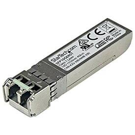【中古】(未使用・未開封品) StarTech.com SFP+モジュール Cisco製SFP-10G-ER互換 10GBASE-ER準拠光トランシーバ ライフタイム保証 SFP10GERST