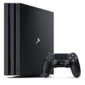 【中古】PlayStation 4 Pro ジェット・ブラック 1TB( CUH-7100BB01) 【メーカー生産終了】