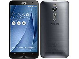【中古】ZenFone 2 32GB 4GB ZE551ML シルバー