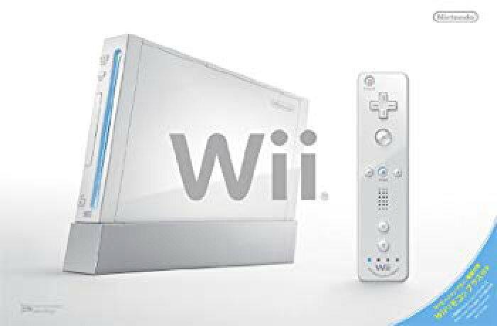 【中古】Wii本体 (シロ) (「Wiiリモコンプラス」同梱) (RVL-S-WAAG)【メーカー生産終了】