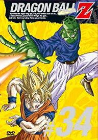 【中古】DRAGON BALL Z #34 [DVD]