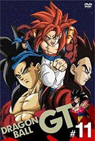 【中古】DRAGON BALL GT #11 [DVD]
