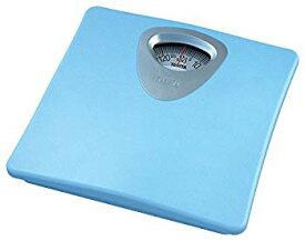 【中古】タニタ 体重計 アナログ ブルー HA-851 BL