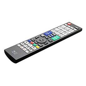 【中古】ミヨシ メーカー別テレビリモコン シャープ アクオス 対応 MRC-SH01