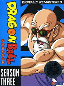 【中古】Dragon Ball: Season 3 [DVD] [Import]