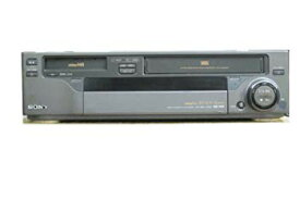 【中古】Hi8+VHSビデオデッキ ソニー WV-BS2 リモコン付き 三か月保証 22092